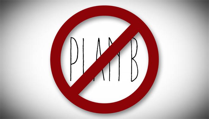 NO PLAN B - BOB SORGE